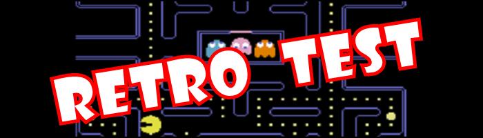 JeuxCollector : Retro Test