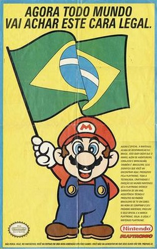 [DOSSIER] Master List NES Brésil