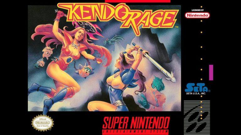 [RETRO TEST] Kendo Rage