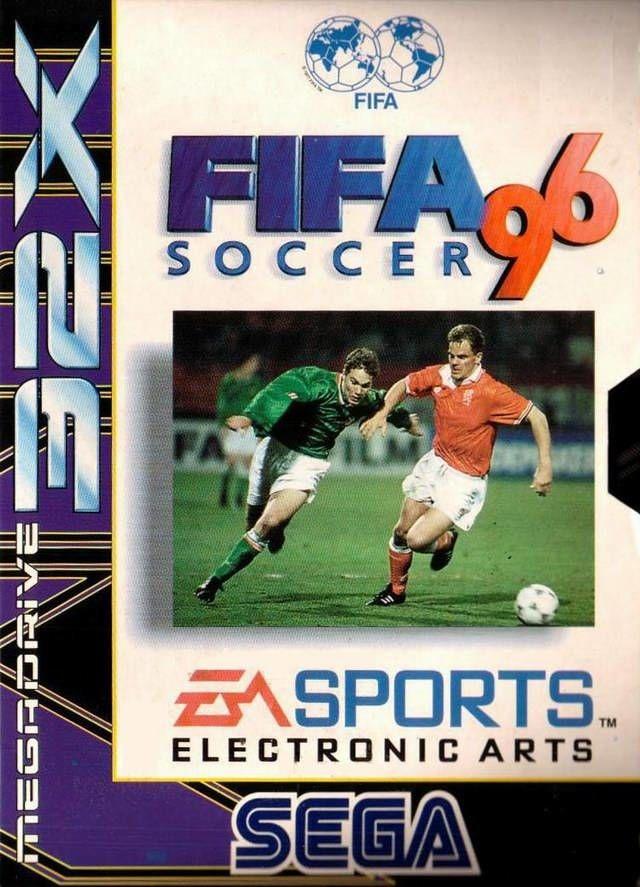 [LOOSE TEST] FIFA Soccer 96