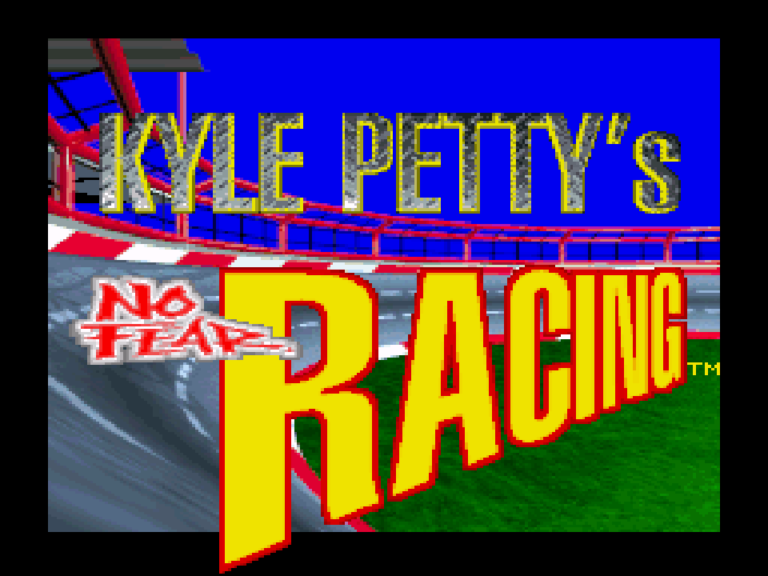 [LOOSE TEST] Kyle Petty's No Fear Racing