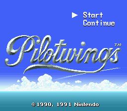 [RETRO TEST] Pilotwings