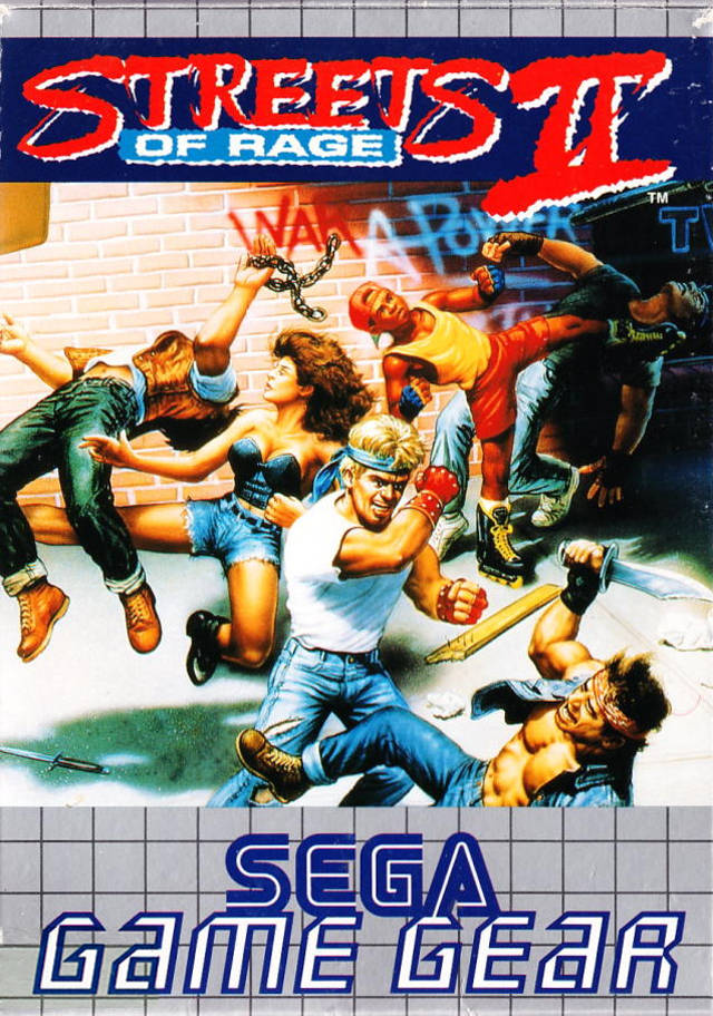 [RETRO TEST] Streets Of Rage 2