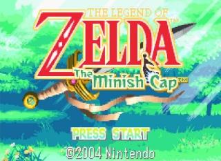 minish-cap-title-screen